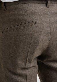 DRYKORN - BREW - Pantalon classique - light brown - 4