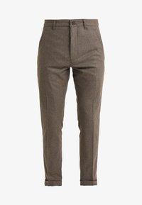 DRYKORN - BREW - Pantalon classique - light brown - 3
