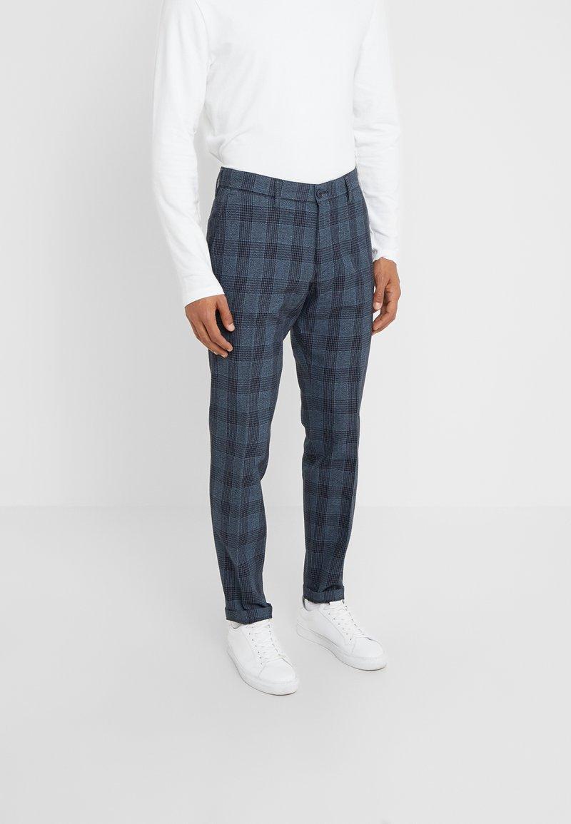 DRYKORN - MAD - Pantaloni - royal