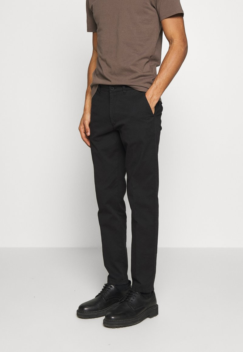 DRYKORN - MAD - Chinos - black