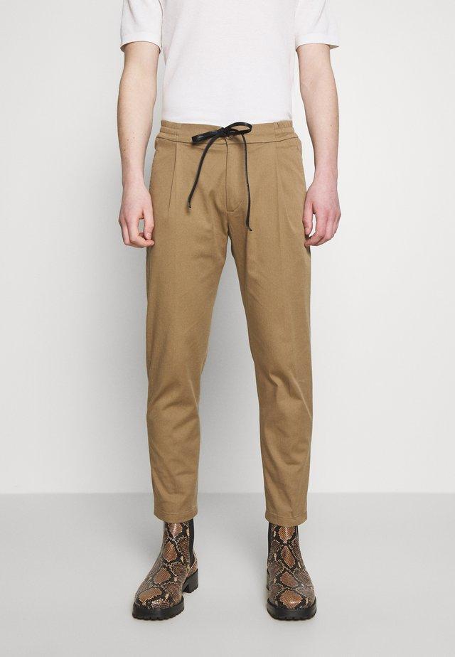 RARE - Kalhoty - khaki