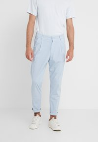 DRYKORN - CHASY - Pantaloni - light blue - 0