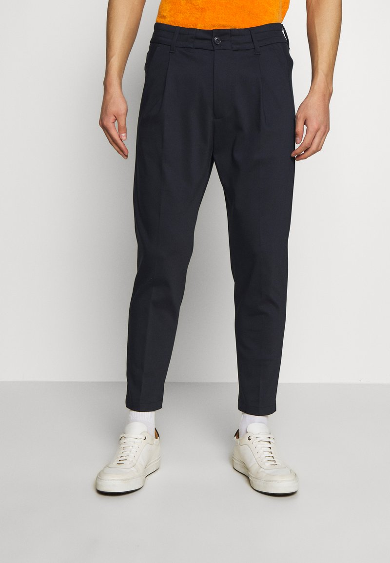 DRYKORN - CHASY - Trousers - navy