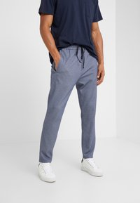 DRYKORN - JEGER - Trousers - blue - 0