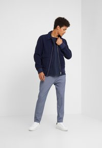 DRYKORN - JEGER - Trousers - blue - 1
