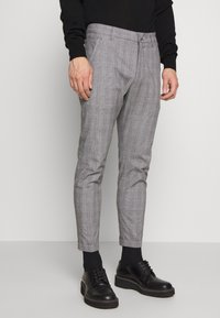 DRYKORN - BREW - Trousers - grey - 0