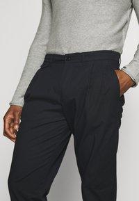 DRYKORN - MOSH - Pantalon classique - black - 5
