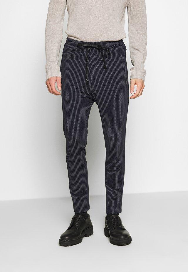 JEGER - Pantalon classique - navy