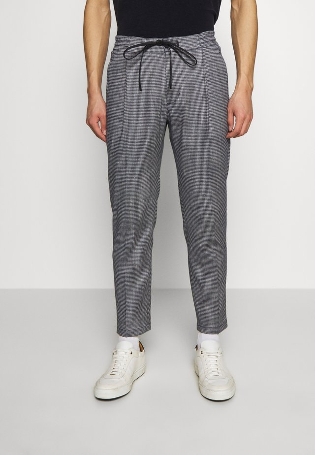 RARE - Trousers - blue