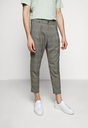 CHASY - Trousers - grey