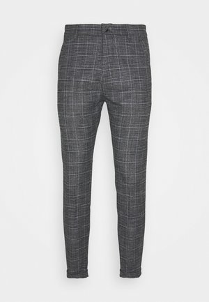 BREW - Trousers - grau