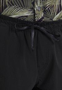 DRYKORN - SORT - Shorts - black - 4
