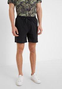 DRYKORN - SORT - Shorts - black - 0