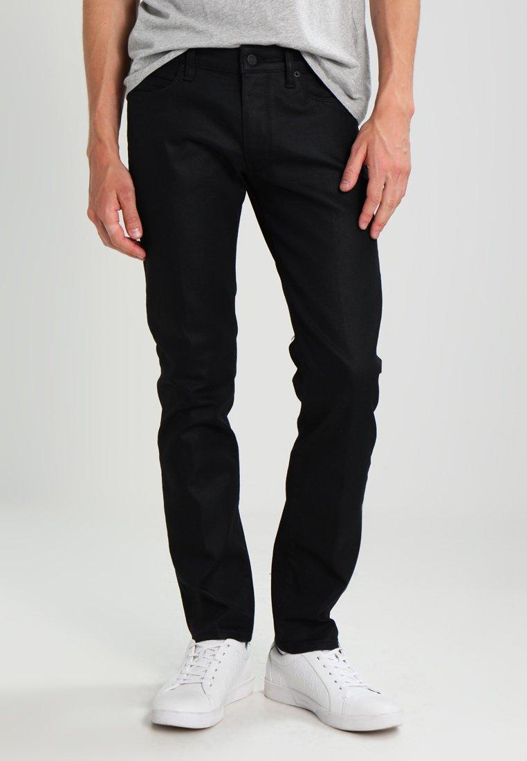 DRYKORN - JAW - Straight leg jeans - black