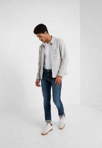 DRYKORN - JAW - Jeans slim fit - blue denim - 1