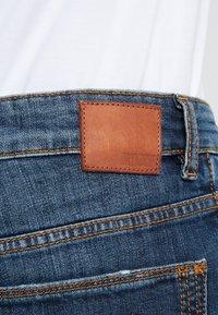 DRYKORN - JAW - Jeans slim fit - blue denim - 4