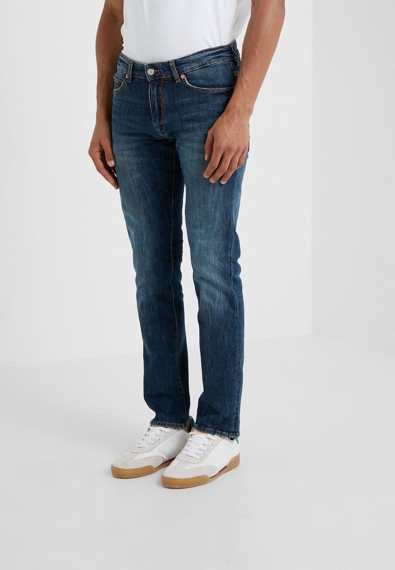 DRYKORN - JAW - Jeans slim fit - blue denim