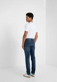 DRYKORN - JAW - Jeans slim fit - blue denim - 2