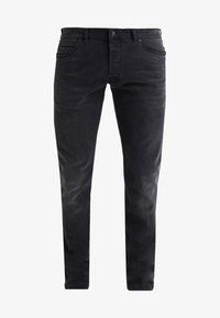 DRYKORN - JAZ - Slim fit jeans - dark grey denim - 3