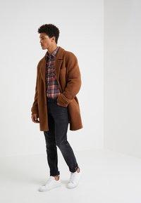 DRYKORN - JAZ - Slim fit jeans - dark grey denim - 1
