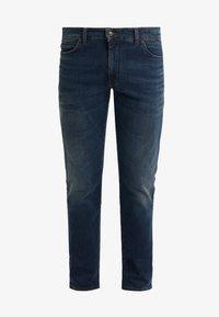 DRYKORN - JAW - Slim fit jeans - dark blue denim - 3