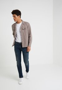 DRYKORN - JAW - Slim fit jeans - dark blue denim - 1