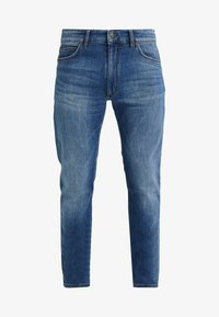 DRYKORN - JAW - Slim fit jeans - blue denim - 3