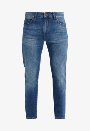 JAW - Jean slim - blue denim