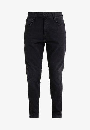 KEEP - Jeans Tapered Fit - black denim