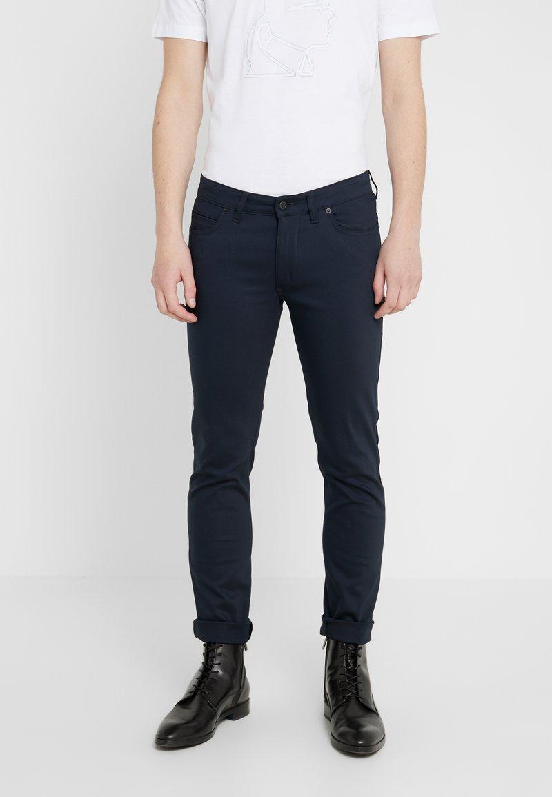 DRYKORN - JAZ - Pantalon classique - navy