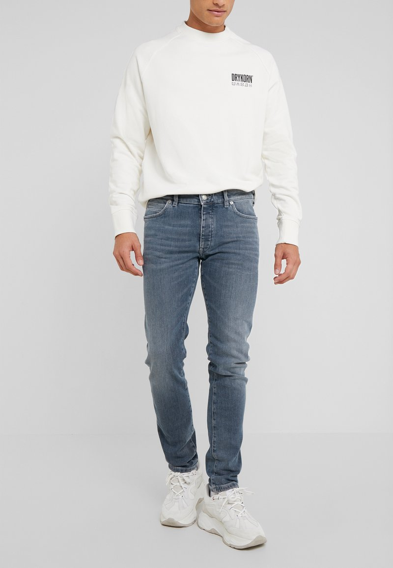 DRYKORN - JAZ - Slim fit jeans - blue