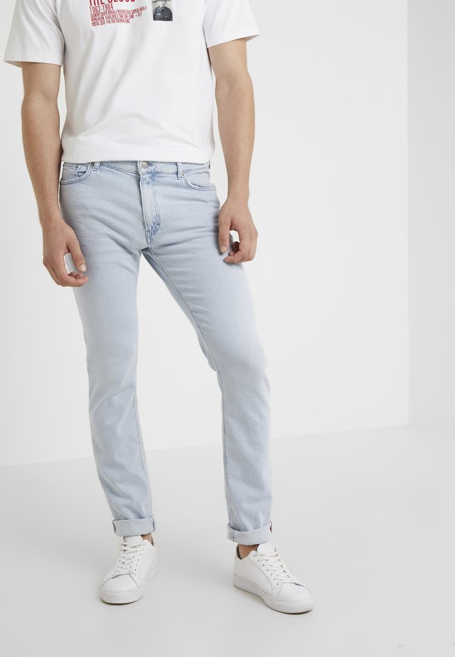SLICK - Jeans slim fit - light blue
