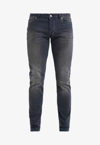 DRYKORN - JAZ - Slim fit jeans - grey - 4