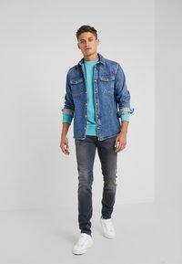 DRYKORN - JAZ - Slim fit jeans - grey - 1
