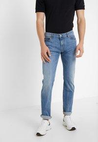 DRYKORN - JAW - Slim fit jeans - blue - 0