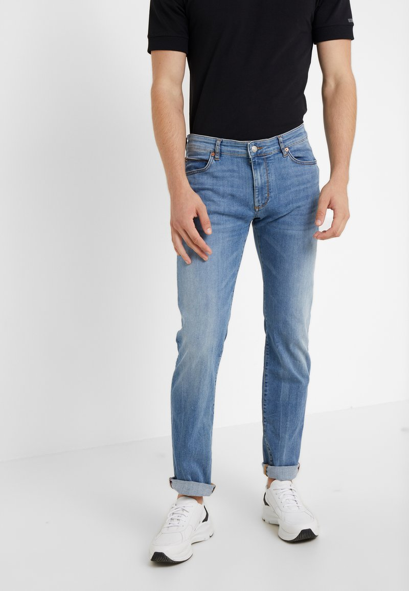 DRYKORN - JAW - Slim fit jeans - blue