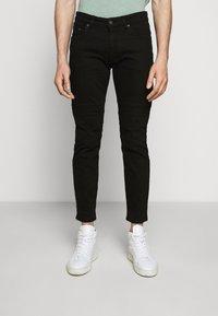 DRYKORN - RAZ - Slim fit jeans - schwarz - 0