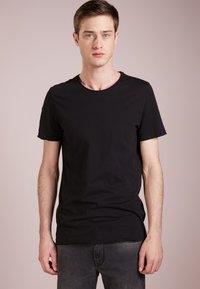 DRYKORN - KENDRICK - T-shirt basique - black - 0