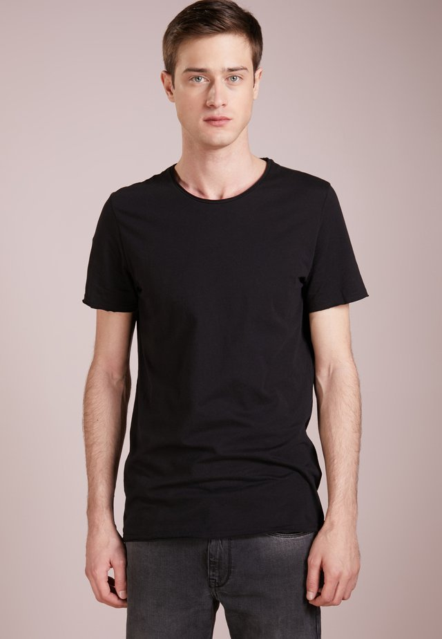 KENDRICK - T-shirt basic - black