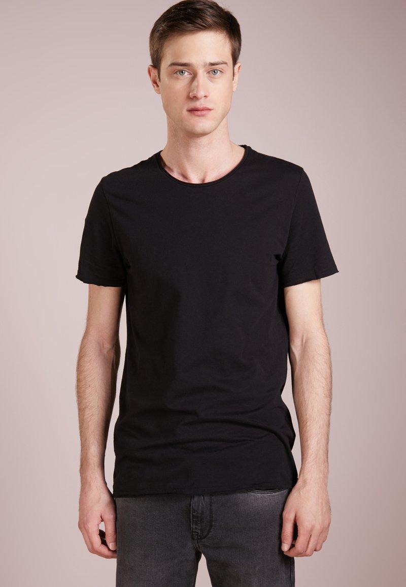DRYKORN - KENDRICK - T-shirt - bas - black