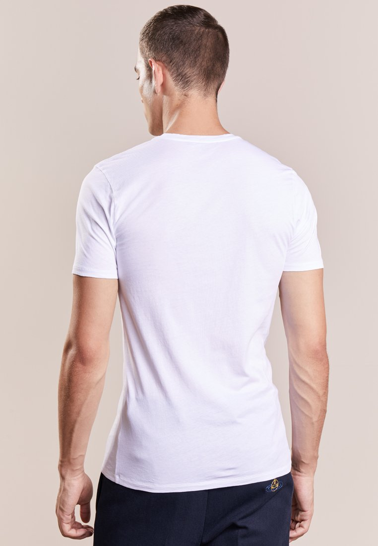 DRYKORN CARLO - T-shirt basic - white