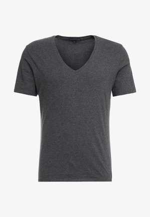 QUENTIN - Basic T-shirt - grey