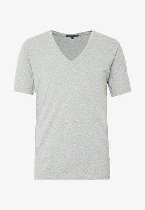 QUENTIN - Basic T-shirt - grey