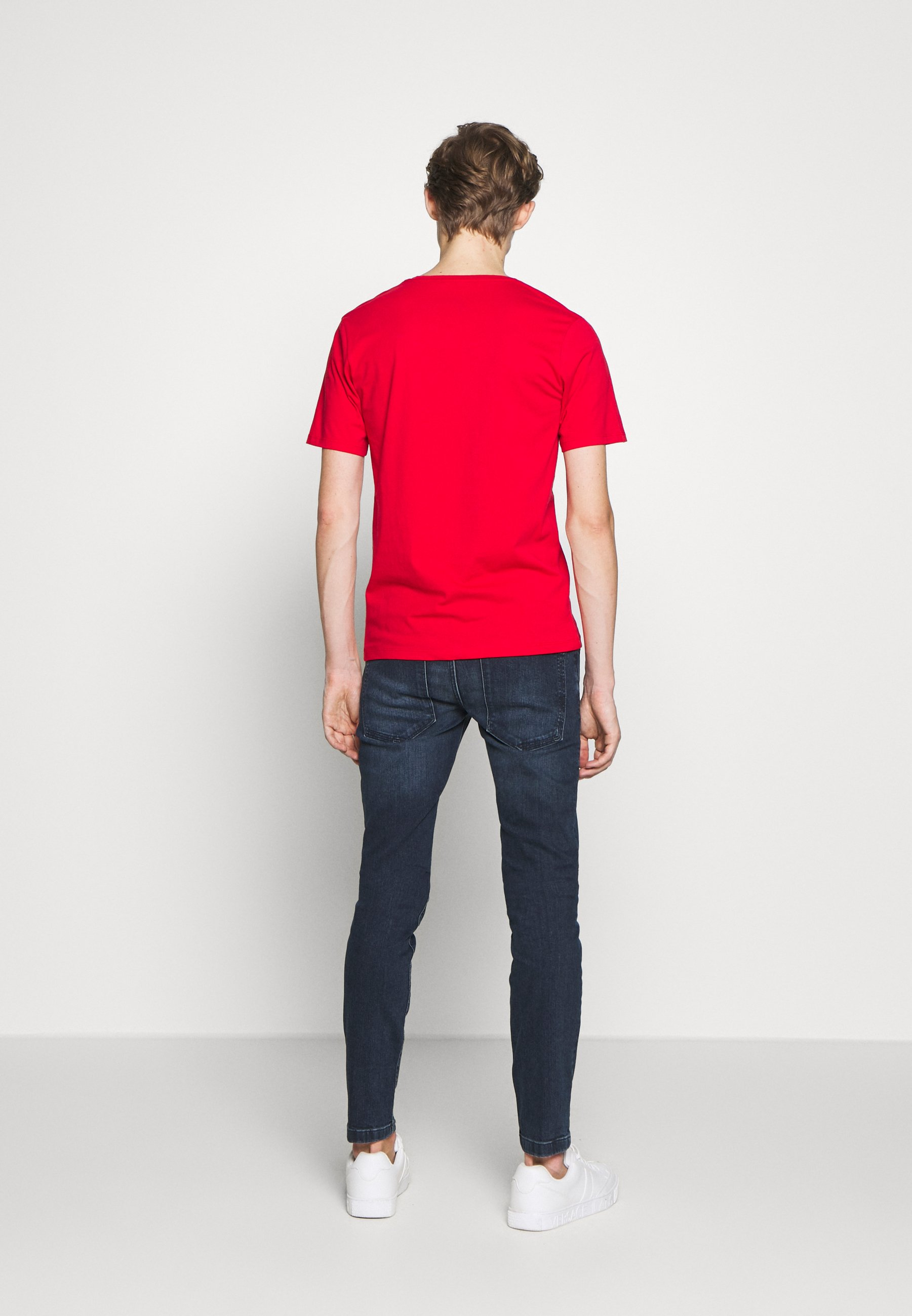 DRYKORN QUENTIN - T-shirt basic - red