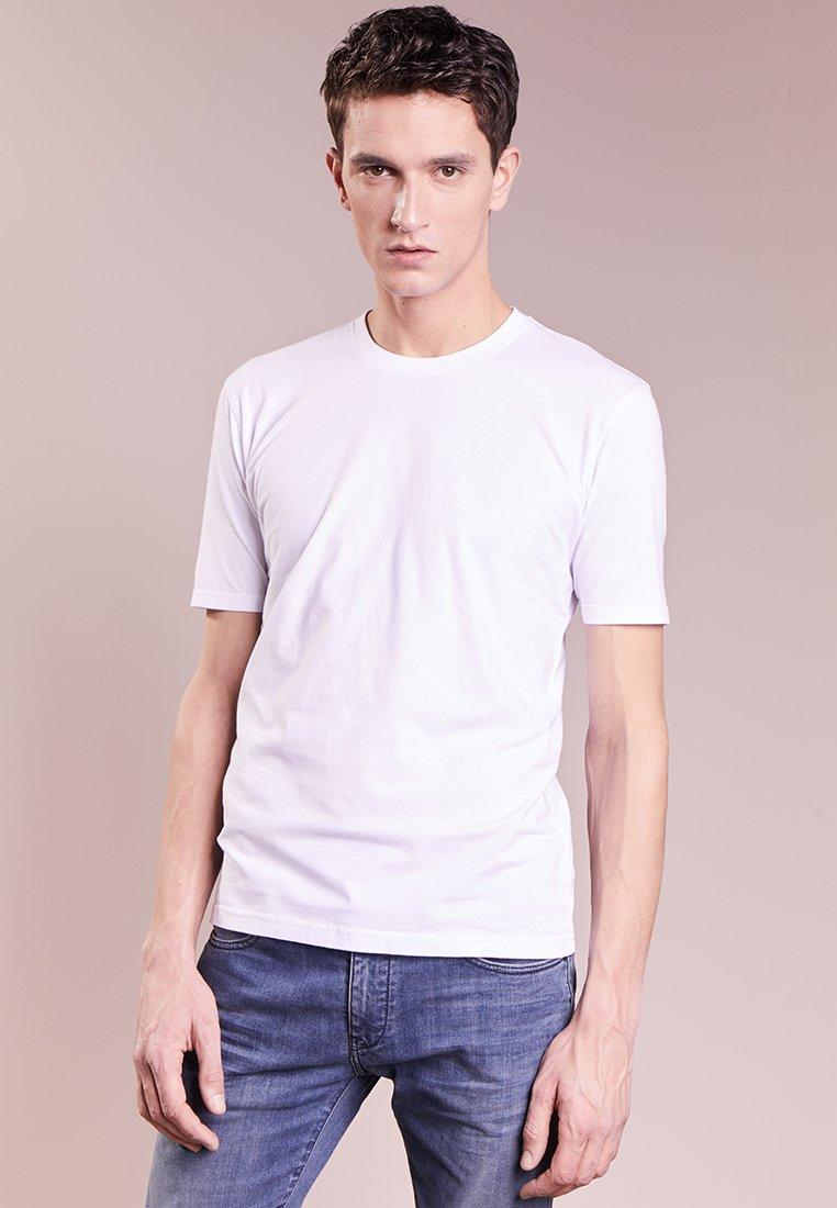 DRYKORN - RUFUS - T-shirt - bas - white