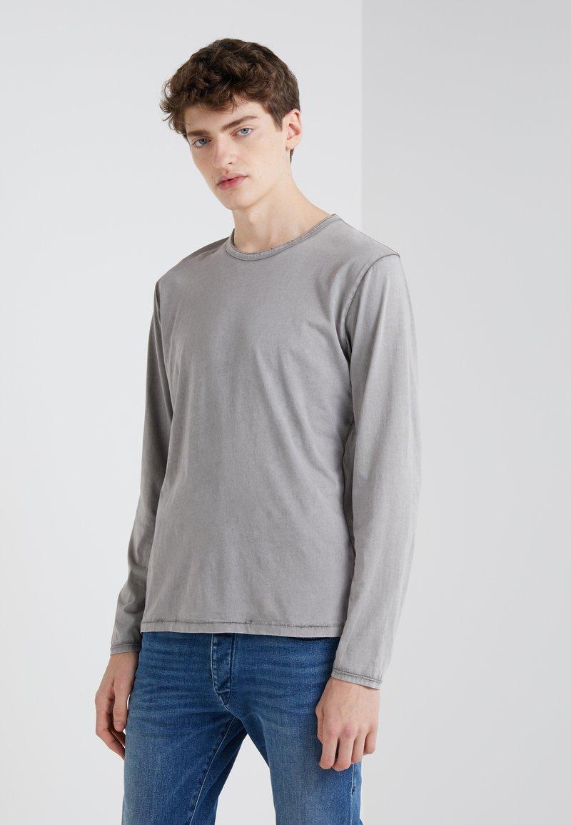 DRYKORN - YOSHI - Long sleeved top - light grey
