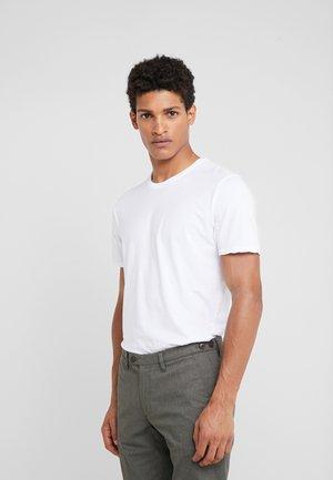 FLORIN - Basic T-shirt - weiß
