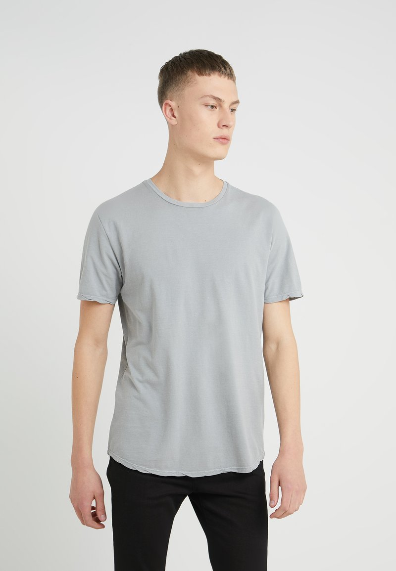 DRYKORN - FLORIN - T-shirt - bas - hellgrau