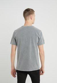 DRYKORN - LIAS - T-shirt basique - grey - 2
