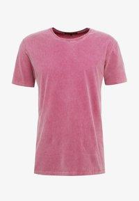DRYKORN - LIAS - T-shirt basique - pink - 3